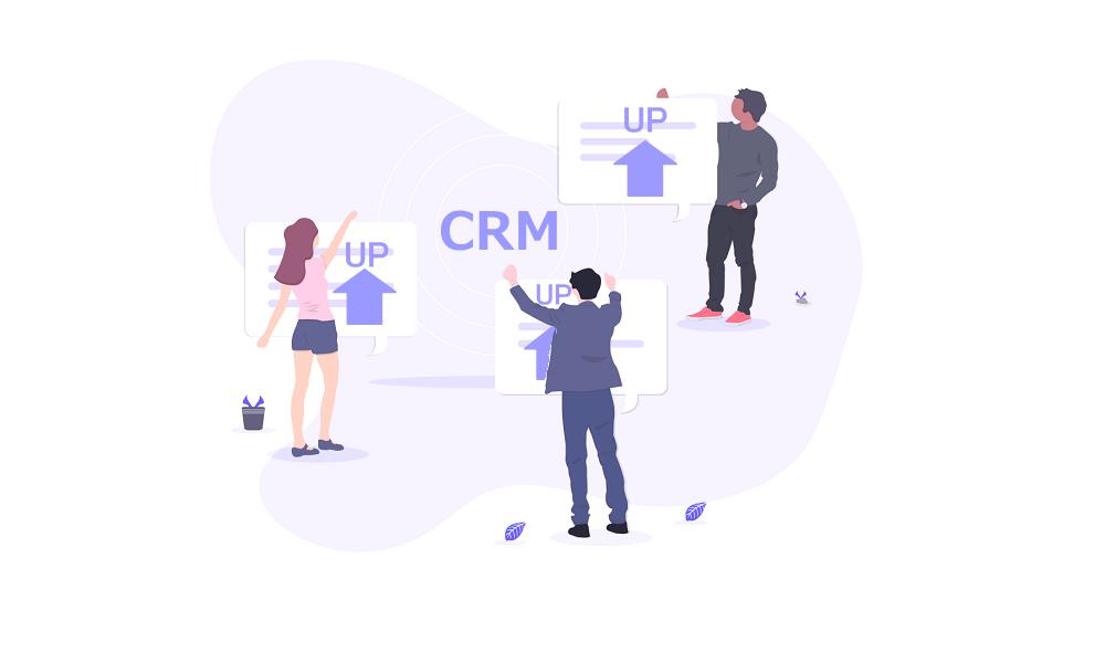 CRM は中小企業でこそ威力を発揮する